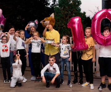 Виталине 10 лет