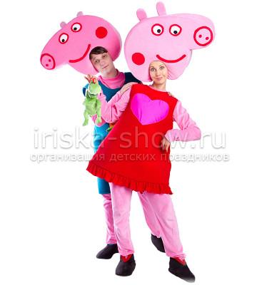 Свинка Пеппа и братик Джордж