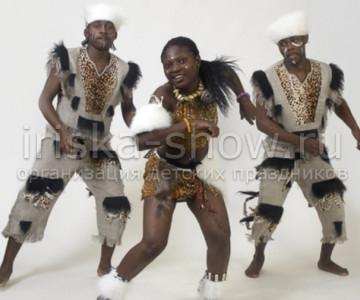 Африкано шоу для детей