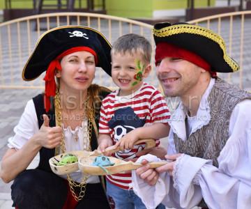 Пиратский праздник у Семена